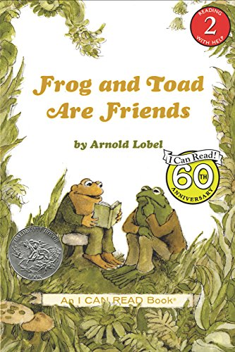 Frog and Toad Are Friends (An I Can Read Book) por Arnold Lobel