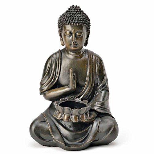 Buddha Figur mit...