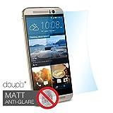 doupi 3x UltraThin Pellicola Protettiva per HTC ONE (M9) matt opaca anti impronte digitali anti riflesso Display Protettore schermo protezione (3 in Pack)