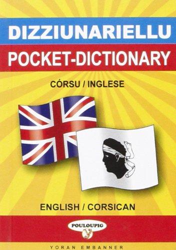 Corse-Anglais (Dic0 de Poche) par Perfettini F-M.
