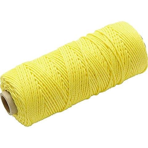 Advanced PRO-SPEC® High Vis Nylon Brick Line 105M - Yellow (1) - Min 3yr Warranty
