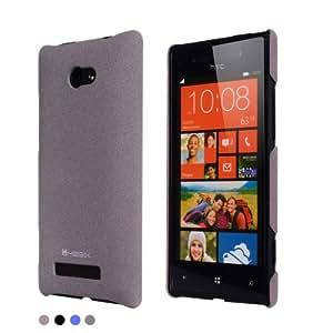 Coque Megix HTC 8X série météorite - Violet