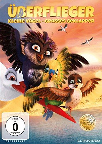 Überflieger: Kleine Vögel – großes Geklapper