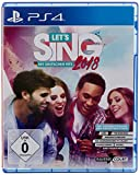 Let's Sing 2018 mit Deutschen Hits +2 Mics [PlayStation 4]