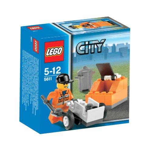 Lego ® 5611 Lego City Street Sweeper