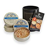 Life of Spice Mini Salt Gift Collection - Confezione Regalo di 3 Sali Life of Spice (75 g l'uno)