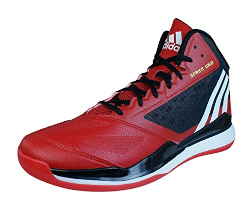 adidas Performance Crazy Ghost 2 D73926, Basketballschuhe Rouge