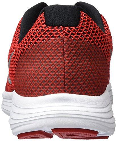 Slvr Da Corsa rd Uomo Unvrsty Revolution Scarpe blck Rojo Mtllc wht Di Formazione 3 Nike at7fAn