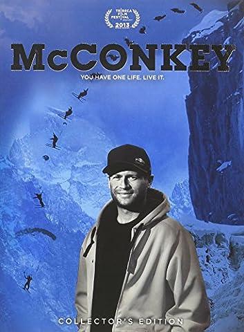 DVD Blu-Ray McConkey Ski, et Téléchargement Digital Combo Set