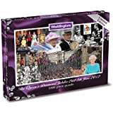 Waddingtons Diamond Jubilee Jigsaw Puzzle (1000 Pieces) - Limited Edition by Diamond Jubilee