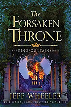 The Forsaken Throne (Kingfountain Book 6) (English Edition)