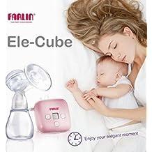 Farlin India's 1 Dual Breast Pump - Electric (Pink)