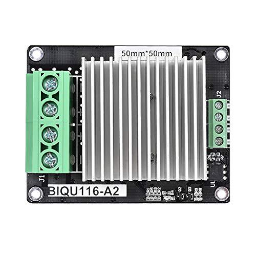Elviray 12V-24V 30A Strom Heizung MKS-MOSFET-MOS-Wärme-Bett-Modul Extruder Controller-3D-Drucker-Teile für Arduino elektronische DIY -