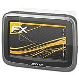 atFoliX Schutzfolie für Becker Mamba.4 (CE LMU/LMU Plus) Displayschutzfolie - 3 x FX-Antireflex blendfreie Folie
