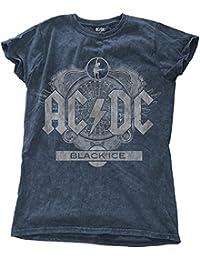 1e691997f Rockoff Trade ACDC Black Ice Snow Wash