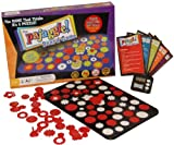 Pajaggle Board Set (Black Board/Red Piec...