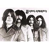 Black Sabbath - Band Portrait [Style 1] Textile Poster