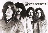 : Black Sabbath Poster Band Shot 13 Nue offiziell Nue Textile 75cm x 110cm (Haushaltswaren)