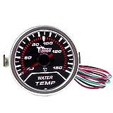 """E Support™ 12V Auto Motore 2"""" 52mm Universale indicatore della temperatura dell'acqua"""