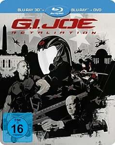 G.I. Joe: Die Abrechnung - Steelbook [Blu-ray 3D + Blu-ray + DVD] [Limited Edition]