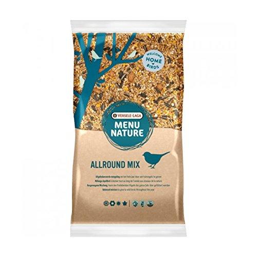 Nourriture pour oiseaux sauvages Versele Laga Menu Nature Allround Mix Sac 2,5 kg