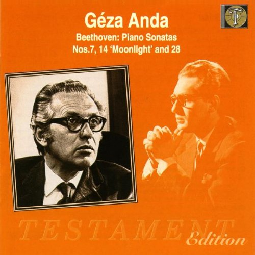 Price comparison product image Geza Anda Plays Beethoven