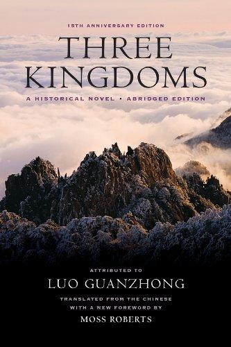 Three Kingdoms: A Historical Novel (English Edition)