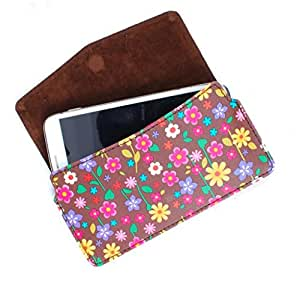 DooDa PU Leather Case Cover With Magnetic Closure For XOLO Q700s Plus