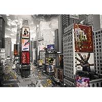 GB Eye Ltd, New York, Times Square Ariel, Poster Gigante, 100 x 140 cm