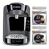 Bosch tas3702°C Tassimo SUNY-machine à Expresso boissons, Couleur Noir