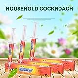 Fishyu Roach Control Gel Appât Fipronil Coffre Insecticide Haute Performance Haute...