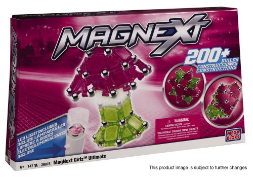 Mega Bloks - 29878 - MagNext Girlz-Ultimate Sistema