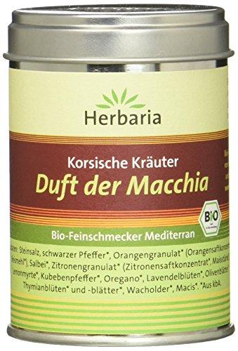 """Herbaria """"Duft der Macchia"""" Korsische Kräuter, 80 g, Dose"""