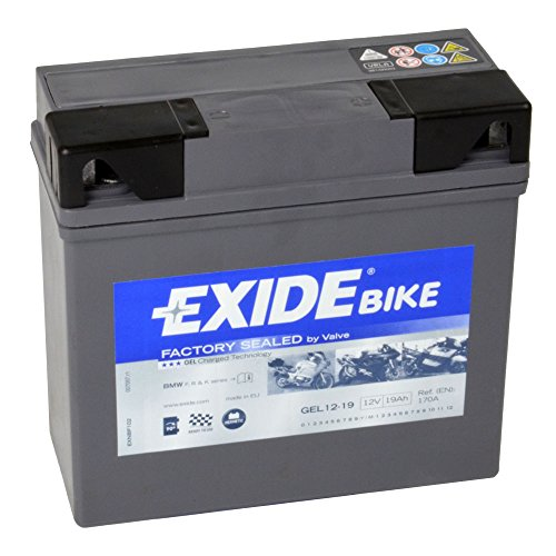 Gel Batterie - 707.26.550 - EXIDE GEL G19