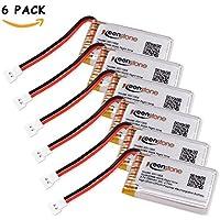 Keenstone 6 Pz 3.7V pacchetto 720mAh 20C Lipo Batteria per