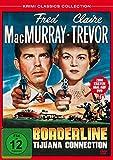 Borderline - Tijuana Connection, 1 DVD