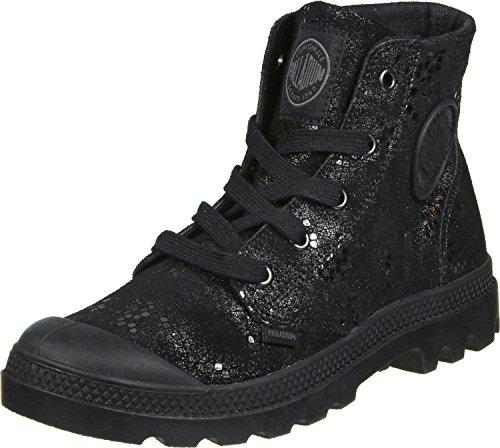 Palladium PAMPA HI LEA SP - Damen Schuhe Sneaker Boots - 95311 Schwarz