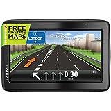 "TomTom Start 25 EU 23 LTM - Navegador GPS para coches (pantalla de 5""), color negro"