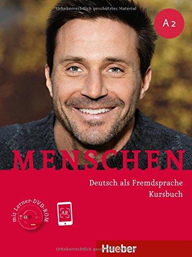 Menschen. Deutsch als Fremdsprache. A2. Kursbuch. Per le Scuole superiori. Con DVD-ROM. Con espansione online: MENSCHEN A2 Kursb.+DVD-ROM (alum.)