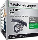 Attelage escamotable pour VOLVO XC60 + faisceau 7 broches (150263-07583-2-FR)