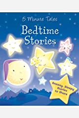 5 Minute Tales - Bedtime Stories (Book and Plush) Kindle Edition