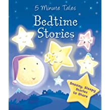 5 Minute Tales - Bedtime Stories (Book and Plush) (English Edition)