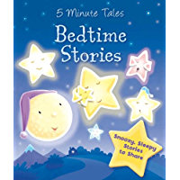 5 Minute Tales - Bedtime Stories (Book and Plush)
