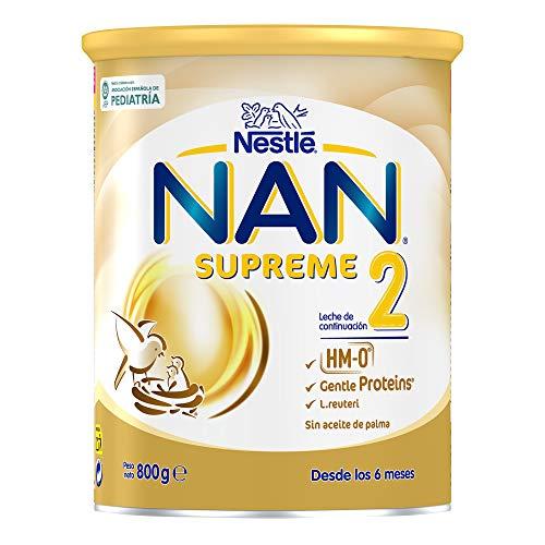 NAN SUPREME 2 - Leche continuación polvo Premium