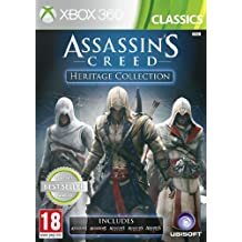 Assassin's Creed Heritage Collection [Importación Inglesa]