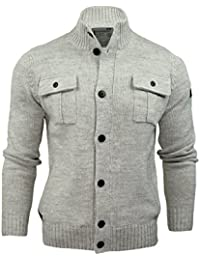 Dissident 'Parkhouse' - Pull style cardigan pour homme - boutons