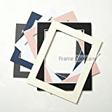 Frame Company 14x11 Inch Picture Photo Bevel Cut Mounts for sale  Delivered anywhere in Ireland