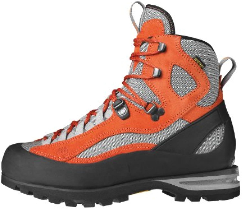 Hanwag Senderismo Botas Botas de escalada Naranja Ferrata Combi GTX Goretex®, 44.5