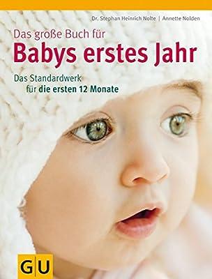 Das grosse Buch fuer Babys erstes Jahr: Das Standardwerk fuer die ersten 12 Monate GU Partnerschaft und Familie - Ein unverzichtbares Standardwerk.