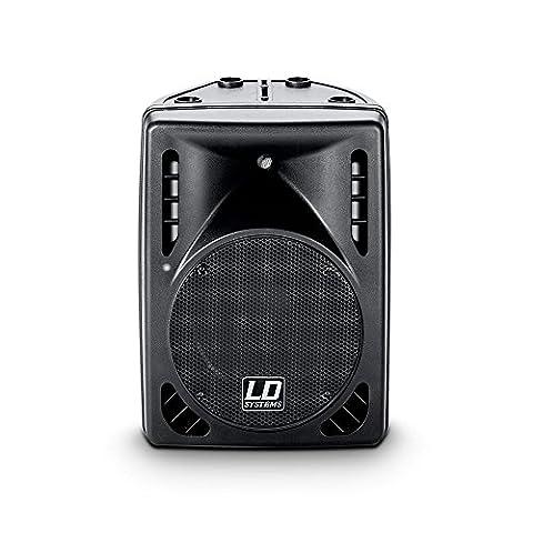 LD Systems LDP102 PRO Serie PA passiv Lautsprecher (10 Zoll :Mid/Low Driver, 150 Watt RWS) (Pro Pa Lautsprecher)